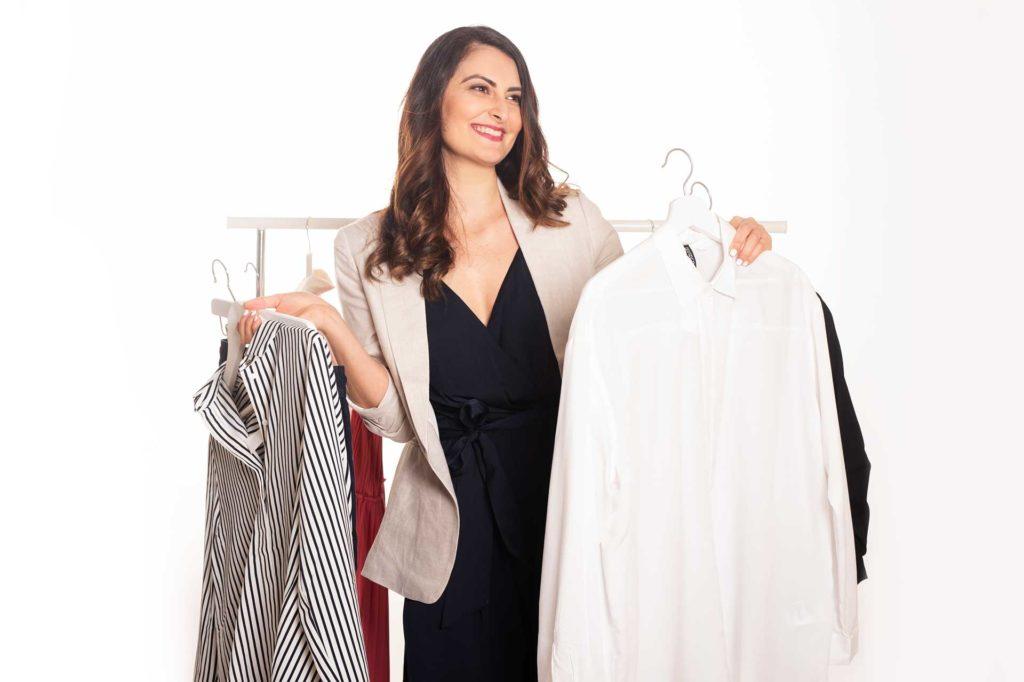 Wenn Kleiderschrankcheck hinter dir ist? Personal Shopping inkl. Stilberatung & Typberatung
