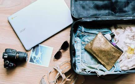 Dein persönlicher Kofferpackservice / GD-EXCLUSIVE