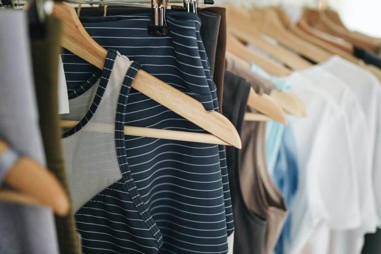 Shoppen im eigenen Kleiderschrank Kleiderschrank-Check